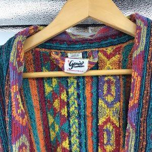 Vintage Intimates & Sleepwear - Genis | VINTAGE 90s Cotton Robe